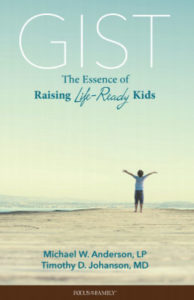 Book Cover: GIST: The Essence of Raising Life-Ready Kids