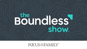 Boundless radio show logo
