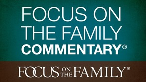 Focus on the Family Commentary logo