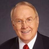 Headshot of Dr. James Dobson