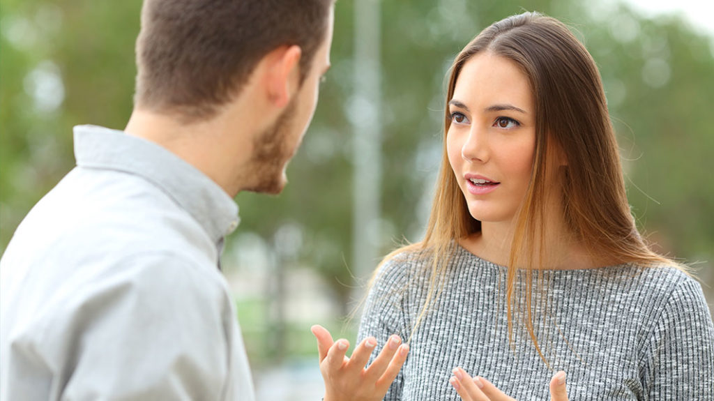 Control your emotions and refuse to manipulate your spouse