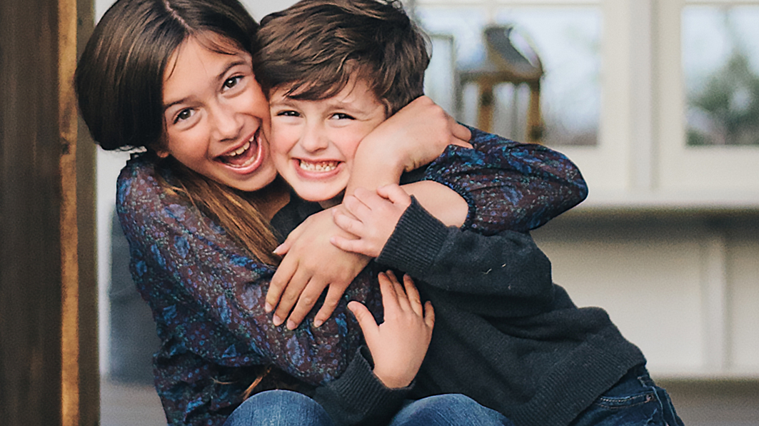 Siblings Can Learn to Be Kind to One Another - Focus on the Family