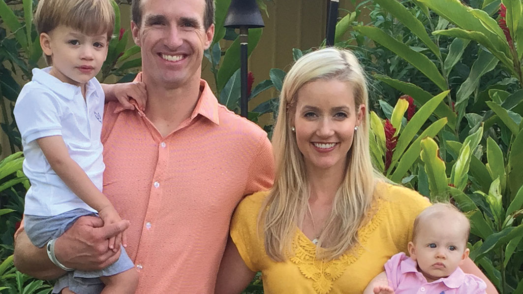 Team Brees Focus On The Family