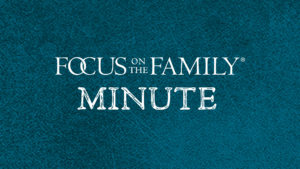 Focus on the Family Minute logo