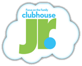 Focus on the Family Clubhouse Jr Logo