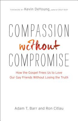 Compassion without Compromise book cover