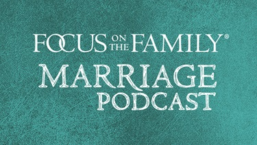 Logo for Focus on the Family Marriage Podcast