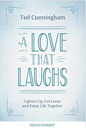 A love that laughs book cover