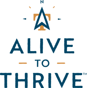 Alive to Thrive logo
