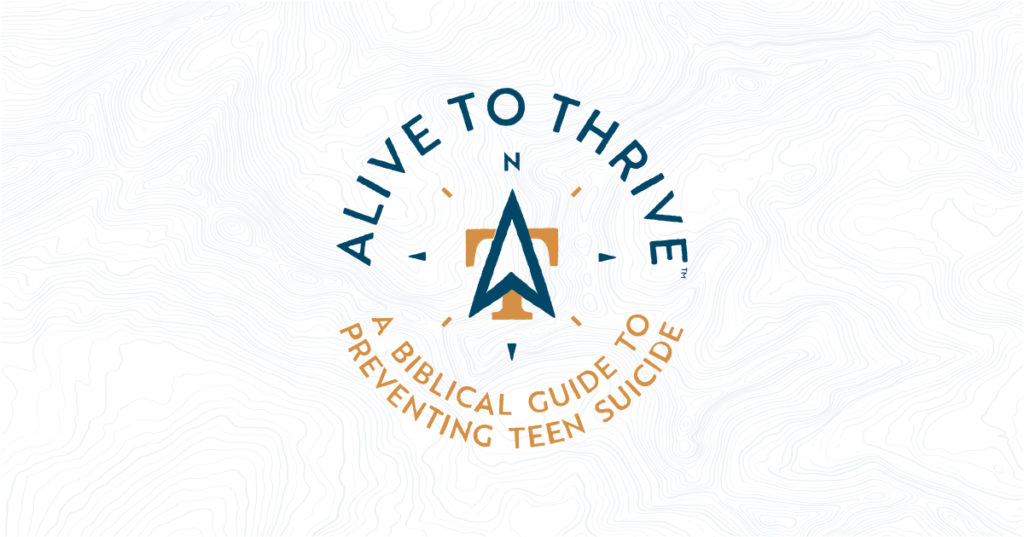 Alive to Thrive Teen Suicide Prevention