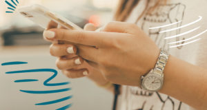 Using a phone contract can help teach your kids responsibility