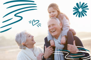 Grandparents support and serve your children and grandchildren