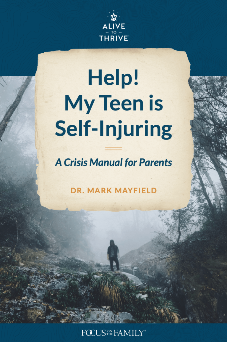 Self Injury Booklet Cover