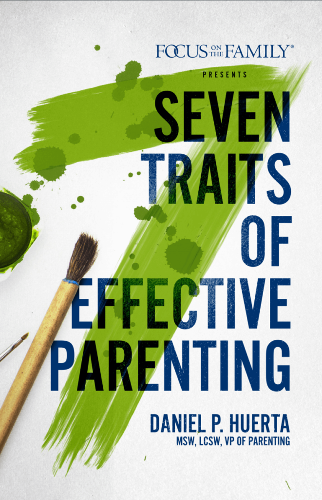 7 Traits of Effective Parenting book cover