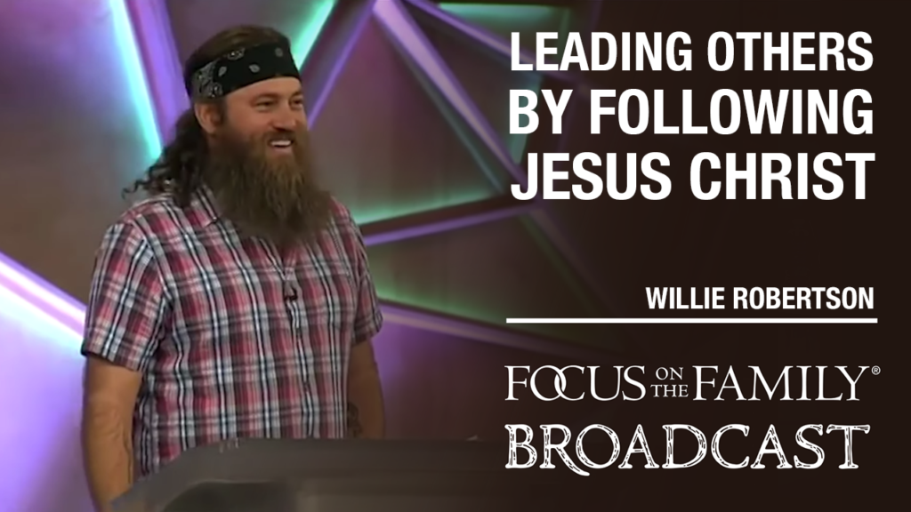 Leading Others by Following Jesus