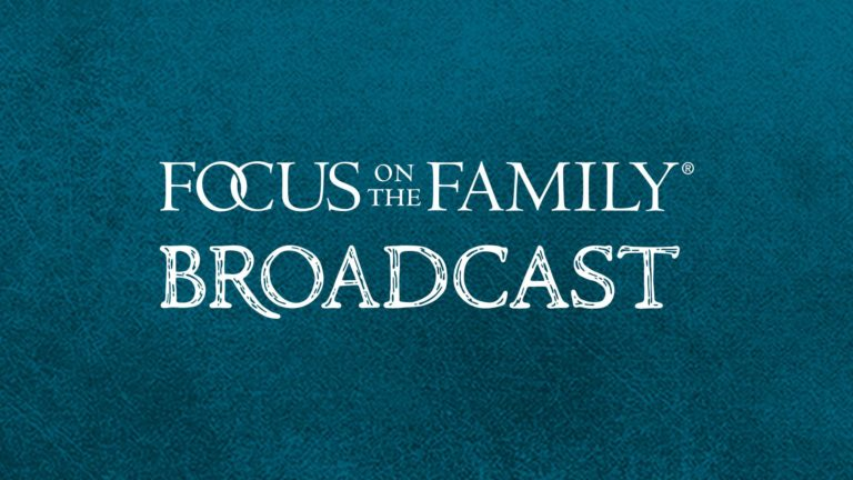 Focus on the Family Daily Broadcast logo