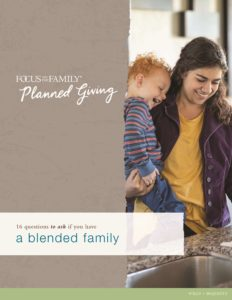 eBook Cover: 16 Questions to Ask if You Have a Blended Family