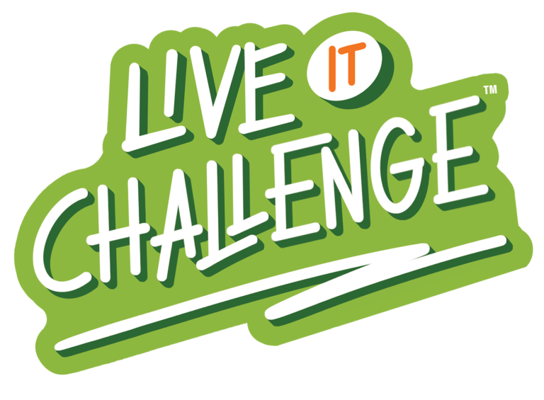 live it challenge mobile logo trademarked