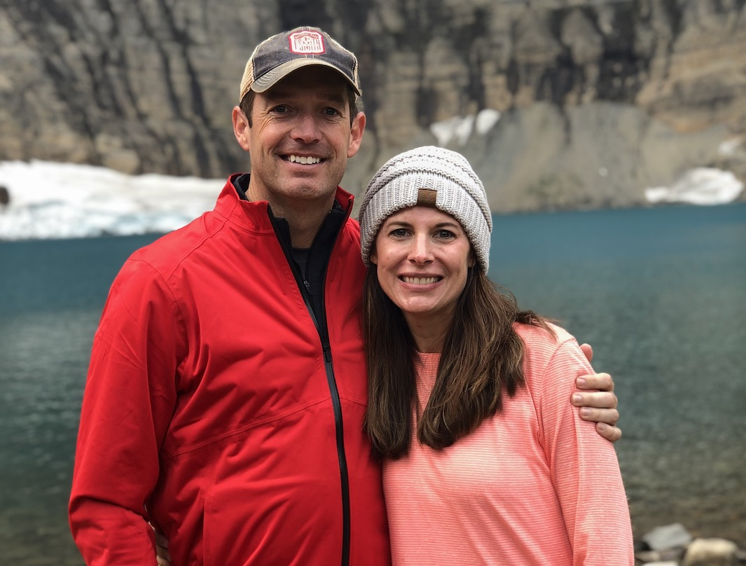 Photo of Pastor Kevin A. Thompson and his wife.