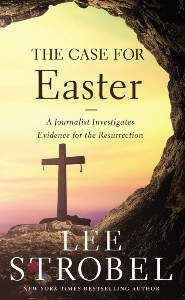 """Cover image of Lee Strobel's book """"The Case for Easter"""""""