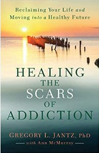 healing the scars of addiction front cover