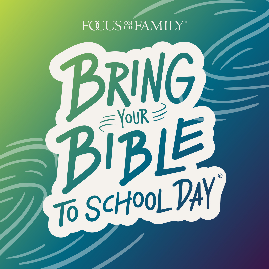Christian Students Encouraged to Share Their Faith During 'Bring Your Bible to School' Day