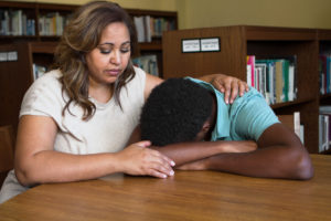youth in foster care with fasd